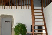 Escalier pour mézanine