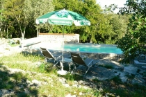 Extérieur piscine